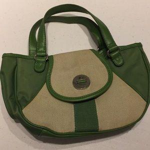 Small Tommy Hilfiger bag purse green